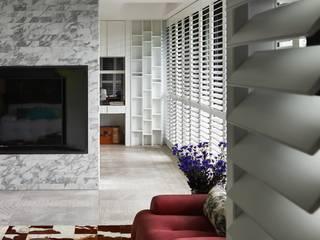 Art de Vivre 浮夸 大湖森林室內設計 牆面 大理石 White