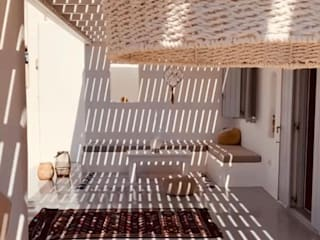 studio patrocchi بلكونة أو شرفة الخرسانة