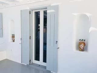 studio patrocchi Casas de estilo mediterráneo