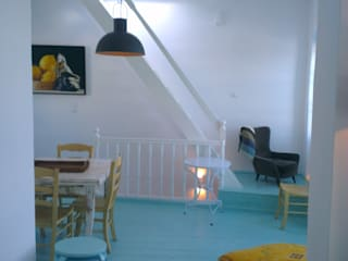 studio patrocchi บันได
