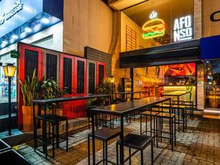 Restaurante / Bar Revisite Espaços gastronômicos industriais