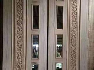 mebel jati mulya indah Jati mulya indah Living roomAccessories & decoration Kayu Brown