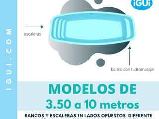 Formato de Piscinas III IGUI Piscinas Cancún