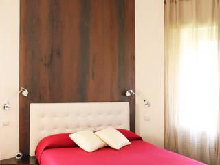 A Studio Architecture Moderne Schlafzimmer
