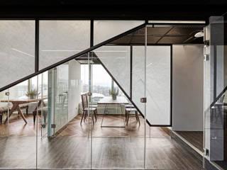 日商公司辦公室-台灣微告MicroAd Taiwan 光島室內設計 會議中心