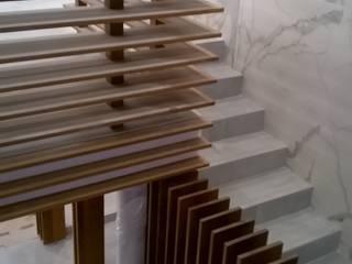 Remodelação de Restaurante Espaços de restauração modernos por AlexandraMadeira.Ac - Arquitectura e Interiores Moderno