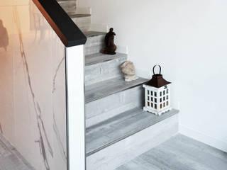 Ristrutturazione appartamento 140 mq – Roma di Francesca Rubbi Architecture Moderno