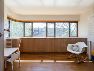 Private Residence, London Clement Windows Group Modern Windows and Doors Iron/Steel