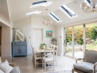 Conservation Rooflights at Private Residence, Peterborough by Clement Windows Group Classic