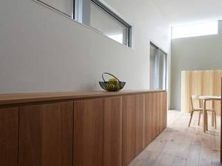 NASU CLUB KitchenCabinets & shelves Wood Brown
