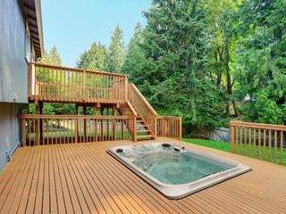 Jacuzzi® Swim Spa di Jacuzzi® Europe Moderno
