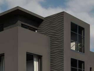 Stadtvilla K2 von Peter Stasek Architects - Corporate Architecture Modern