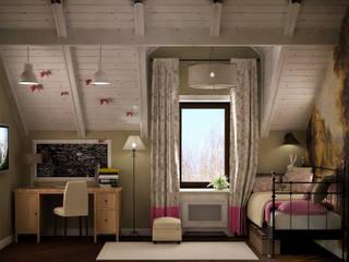 Новая Рига STUDIO 57 Спальни для девочек