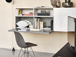 Livarea Living roomStorage Chipboard Grey