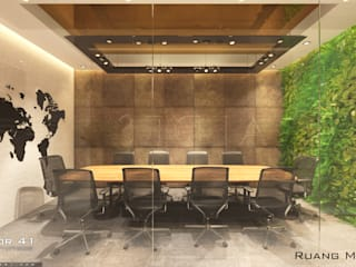 VECTOR41 Moderne Bürogebäude