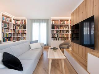 Sincro Scandinavian style living room