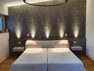 Schlafzimmer DRECHSLER INTERIORS Moderne Schlafzimmer