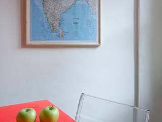 Cerra+Corbani Comedores de estilo minimalista