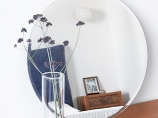 Cerra+Corbani Cuartos de estilo minimalista