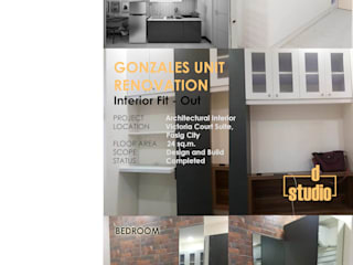 Before and After Projects by D STUDIO Interior Design & Visualization Classic