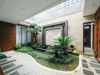 Studio JAJ Jardin tropical
