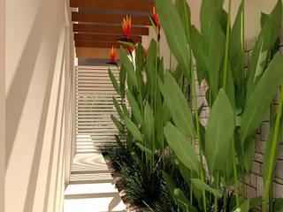 Moderne tuinen van SCK Arquitetos Modern
