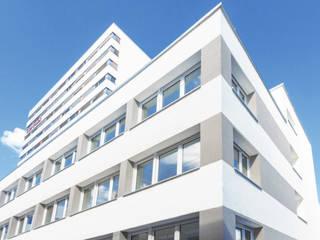 Sanierung von 124 Studentenapartments von sanierungsprofi24 GmbH Modern