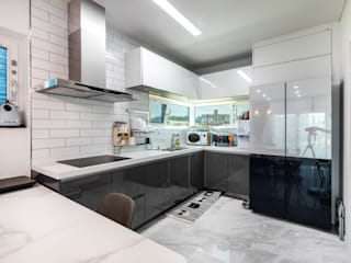 Moderne Küchen von 한글주택(주) Modern