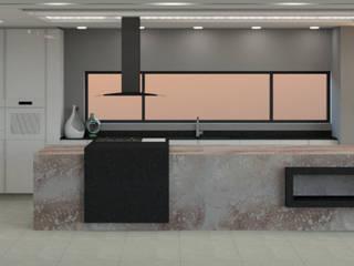 Laurel Crown Designs Dapur Modern
