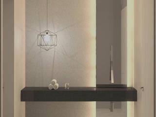 Laurel Crown Designs Kamar Mandi Minimalis