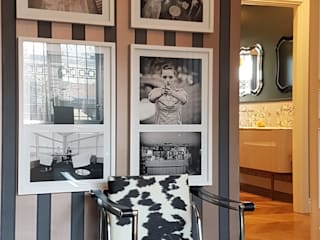Monteverde glamour Clointeriors- Claudio Corsetti Studio in stile classico
