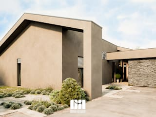 OBRA ATELIER - Arquitetura & Interiores 停車棚