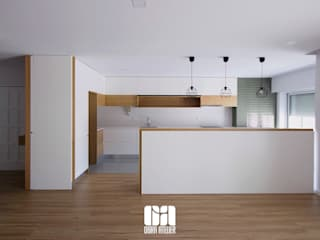 OBRA ATELIER - Arquitetura & Interiores Small kitchens