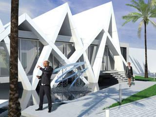 OBRA ATELIER - Arquitetura & Interiores 書房/辦公室