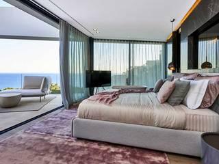EXCLUSIVIDAD Y BIENESTAR EN LA VIVIENDA GERRET DE PORT ANDRAITX World Light estudio de iluminación Dormitorios de estilo minimalista