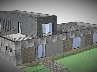 Casas de estilo minimalista de ROBERTA DANISI architetto Minimalista