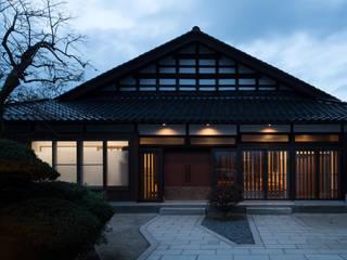 あわら町の家 の 濱田修建築研究所 和風