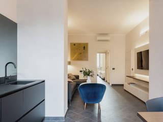 luxury apartment in Milan Cris&Me l.t.d. Living roomSofas & armchairs