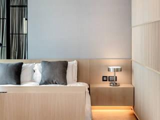 Bill's Design Limited Kamar Tidur Modern Kayu Wood effect