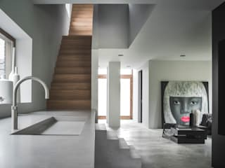 Villa Haren van Studio Mariska Jagt Modern