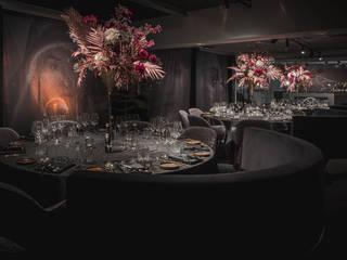 Pop-Up restaurant M40 Rustieke eetkamers van Studio Mariska Jagt Rustiek & Brocante