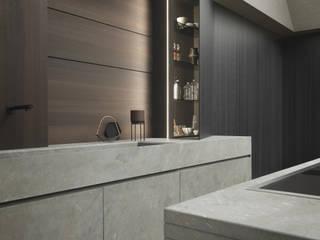 Cozinha Modulnova Blade Lab por Leiken - Kitchen Leading Brand Moderno