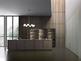 Cozinha Modulnova Frame por Leiken - Kitchen Leading Brand Moderno