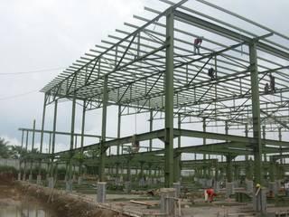 Steel Construction RUMAH BERKAT SEJAHTERA Grey