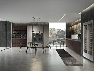 Cozinha Arrital AK_05 por Leiken - Kitchen Leading Brand Moderno