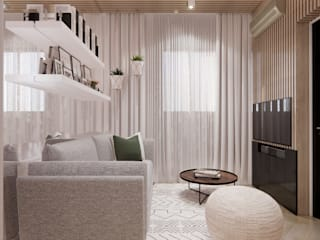 BEACH PALM CONDOMINIUM PROJECT by KCV INTERIORS