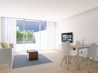 par Amber Star Real Estate Minimaliste