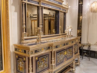 Classical Bedroom Luxury Furniture: classic  by Urban Style,Classic