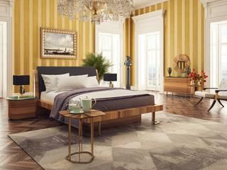 Modern Bedroom Furniture: modern  by Urban Style,Modern