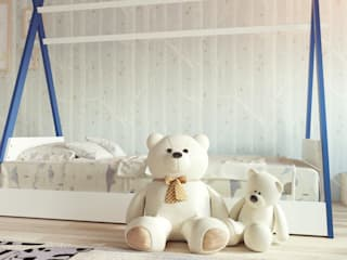 Madeira Negra Nursery/kid's roomBeds & cribs MDF Blue